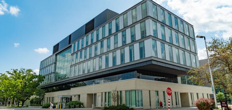 L.R. Wilson Hall - McMaster campus building